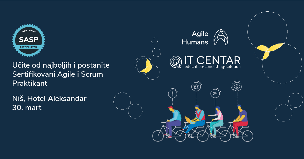 agile-scrum it centar nis